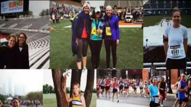 Elmhurst Mom to Fulfill Dream of Running The Chicago Marathon