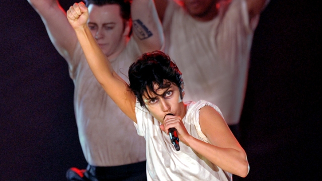 Lady Gaga: Where Did She Get the Jo Calderone Look?
