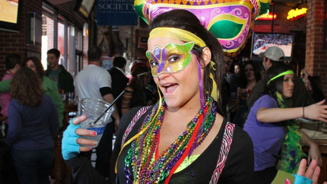 Beadquest Mardi Gras Pub Crawl
