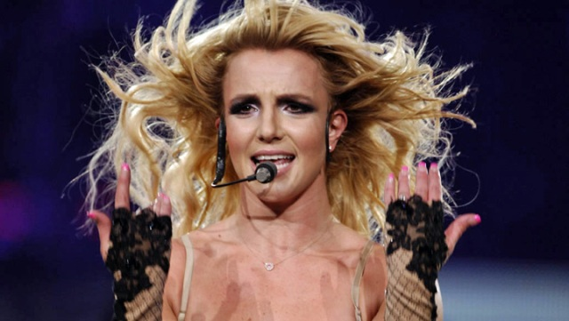 Britney Spears Performs Sold Out UC Show