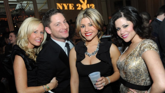 NYE 2011: Playboy Party