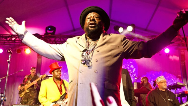 George Clinton Funks Up the Museum of Contemporary Art