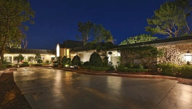 Hard Rock's Peter Morton Buys Elvis' House