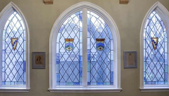 12 Gorgeous Stained-Glass Windows