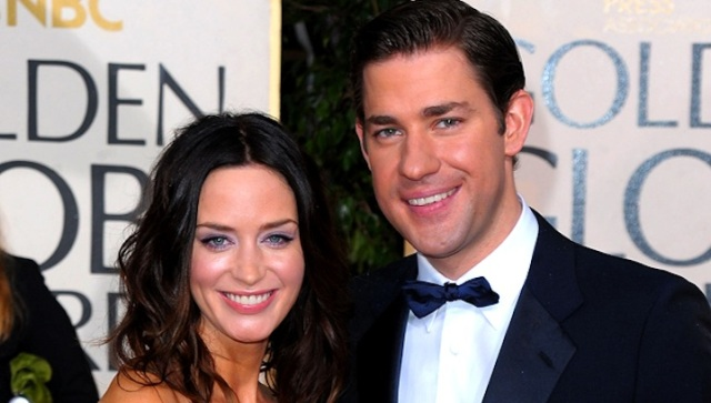 John Krasinski and Emily Blunt Buy in Ojai