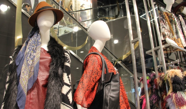 First Look: Topshop/Topman Flagship Store