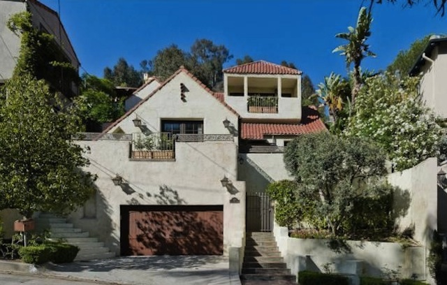 Charlie Chaplin's House Is Home to the Stars
