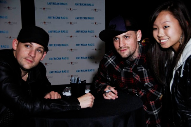 PHOTOS: Good Charlotte Meet & Greet