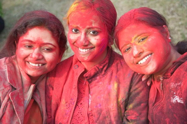 PHOTOS: Celebrating Holi in Chicago