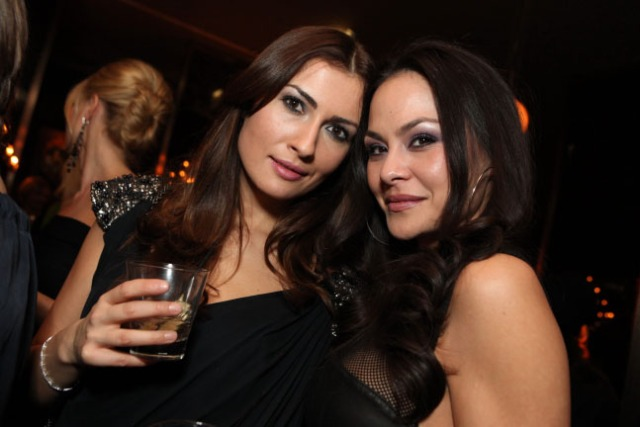 PHOTOS: Ford Models' Crimson Lounge Bash