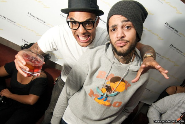 PHOTOS: Travie McCoy's Chicago Bash