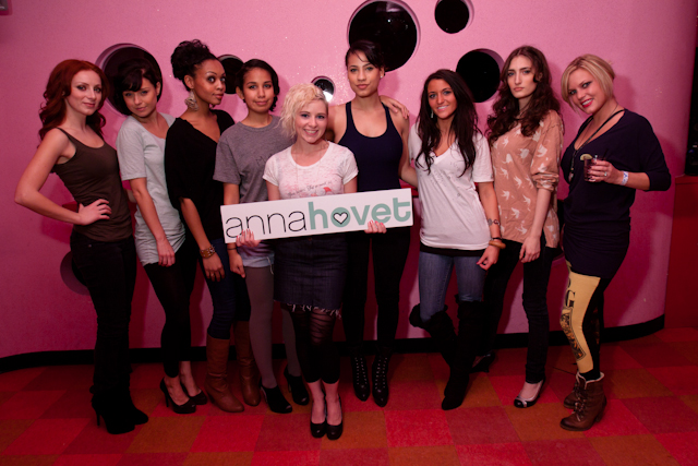 PHOTOS: Anna Hovet Fashion Show