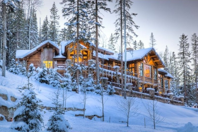 Sweet Home: A Majestic Mountain Estate for $17.5M