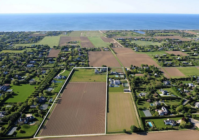 Hamptons Famed Luna Farm Hits Market