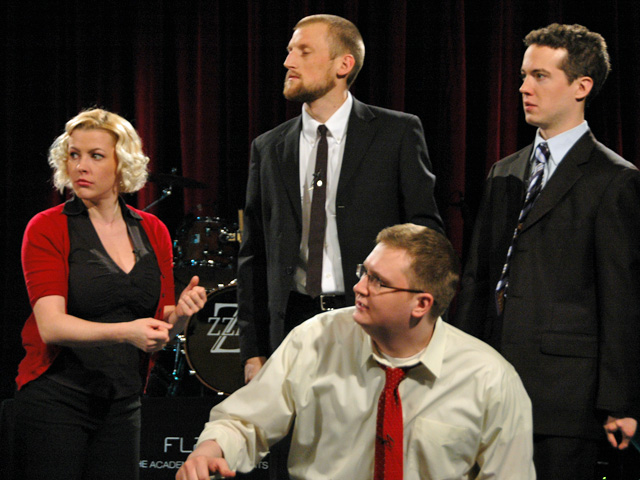 Flashpoint Students Create SNL-Style Show