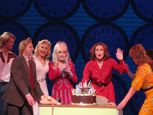 Hello Dolly: Parton Kicks off Musical in Chicago
