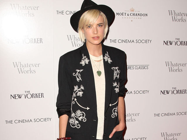 Model Agyness Deyn Quickly Sells Quirky Loft