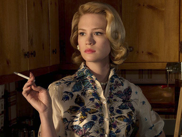 January Jones In, Alice Eve Out of