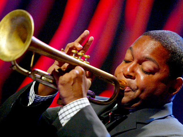 Trumpeter Wynton Marsalis Awarded Legion of Honor