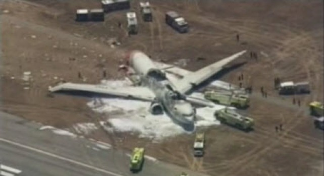 [BAY] Fire Truck May Have Run Over Asiana Plane Crash Victim