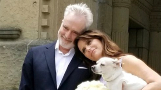 Wedding Bells: Bradley Whitford and Amy Landecker Eloped