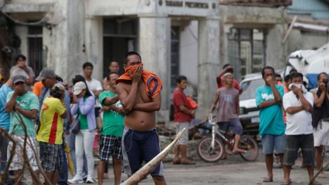 Philippine Typhoon Death Toll Rises Above 5,000