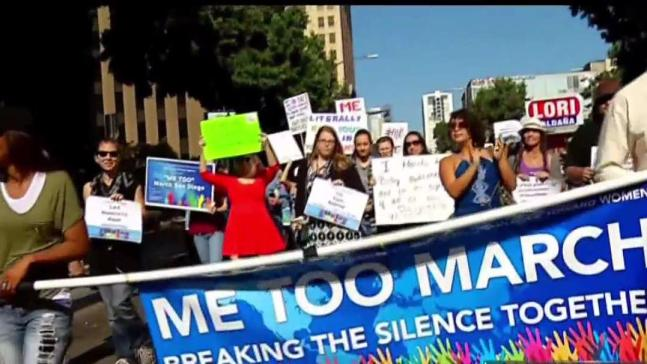 #MeToo: Speaking Out Against Sexual Misconduct