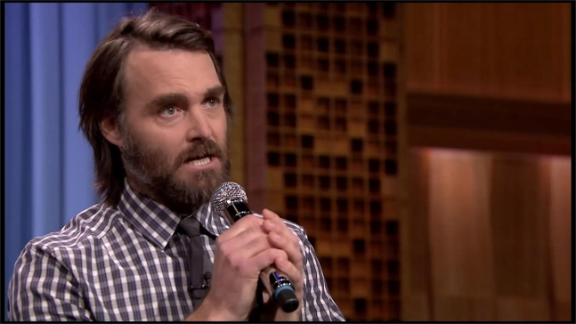 "Watch: Will Forte Sings an Ode to His Beard on ""Tonight"""