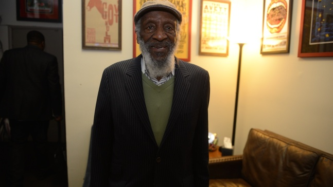 'True Game Changer': Stars React to Death of Dick Gregory