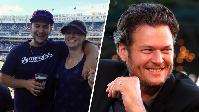 Blake Shelton Offers Tix to Fan Who Missed Show After Crash