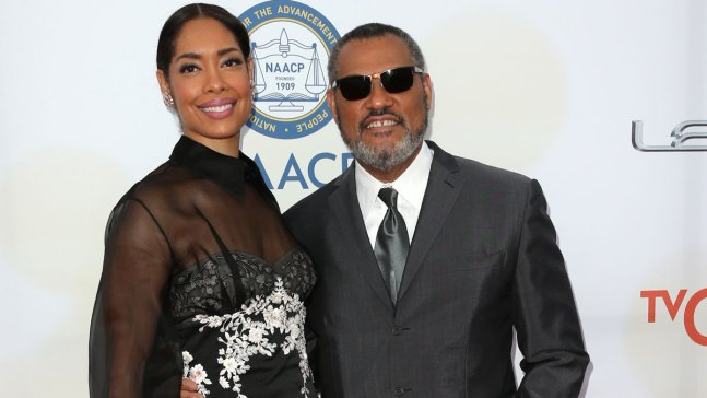 Gina Torres Confirms Split From Laurence Fishburne