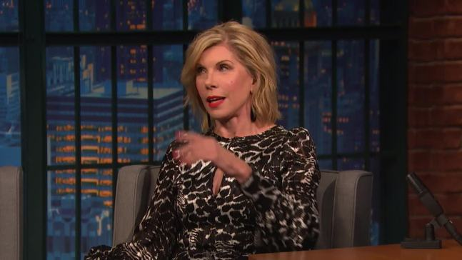 'Late Night': Cher Complimented Christine Baranski's Dancing