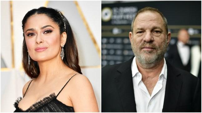 Hayek Says Rebuffing Weinstein Led to Nightmare on 'Frida'