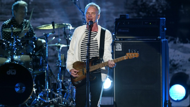 Sting on Las Vegas Residency, New Album and Juice WRLD