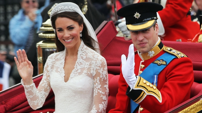 Royal Family Photos: Five Year Wedding Anniversary