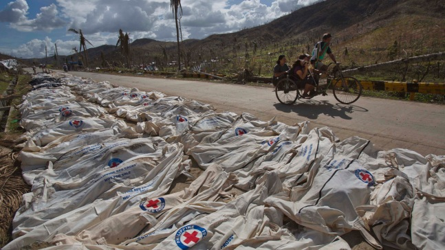 """Exact Death Toll """"Unlikely"""" After Typhoon Ravages Philippines"""