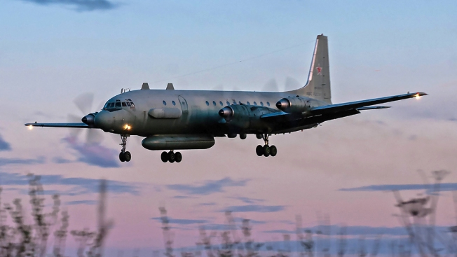 Russian Military Blames Israel When Syrians Shoot Down Plane
