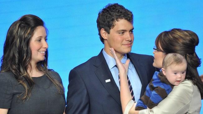 Bristol Palin's Future in-Law Arrested