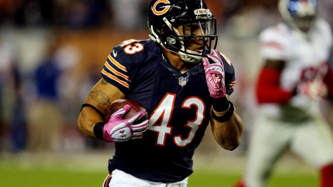 Bears Cut Fiammetta, Sign Sharpton to 1-Year Contract