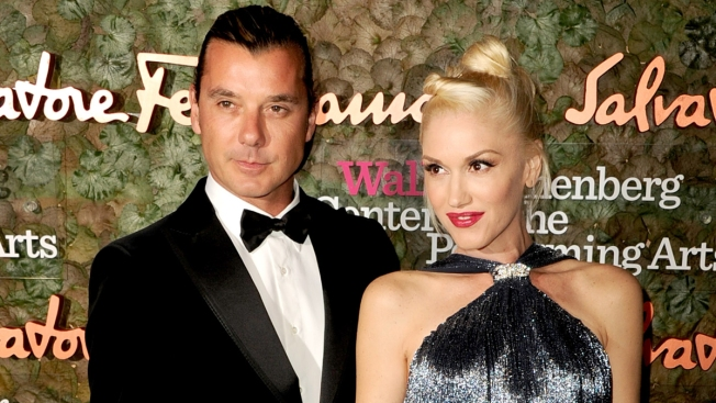 Judge Finalizes Divorce of Gwen Stefani and Gavin Rossdale