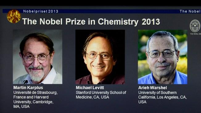 American Professors Share Nobel Prize in Chemistry