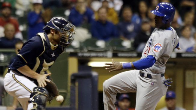 Cubs Fall to Brewers in 9th