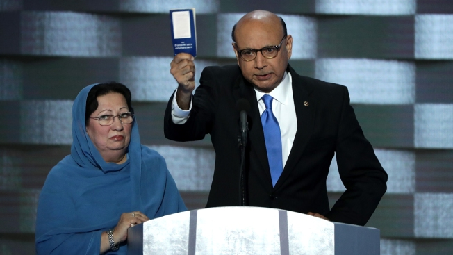 'Yes We Khan' Fundraiser Started to Get Khizr Khan to Run for Va. Legislature