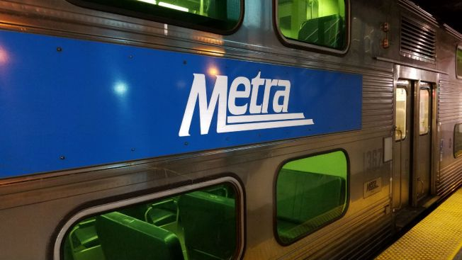 Construction to Alter Metra Electric, South Chicago Trains This Weekend