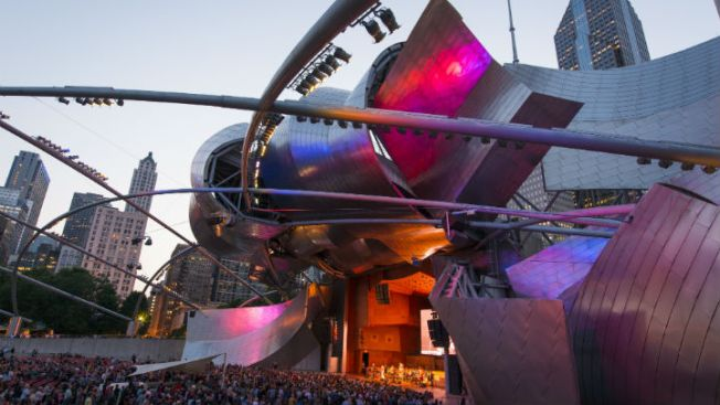 2016 Millennium Park Summer Music Series Lineup Released
