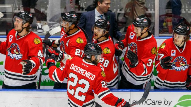 Rockford IceHogs Set to Battle Texas Stars in Conference Final