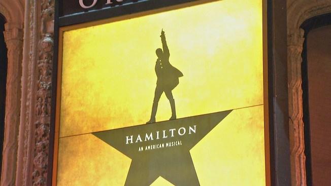 'One Last Time:' 'Hamilton' Announces Final Chicago Performance Dates