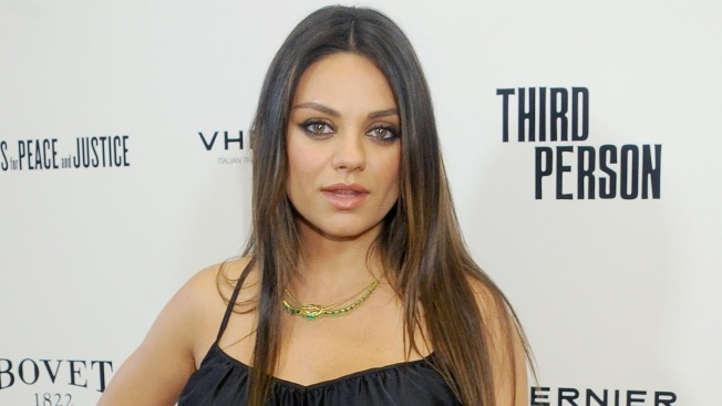 "WATCH: Mila Kunis Warns Soon-to-Be Fathers to Stop Saying ""We Are Pregnant"""