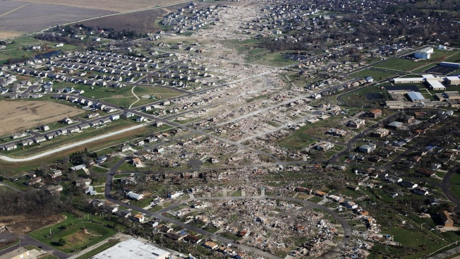 Seventh Person Dies After Illinois Tornadoes