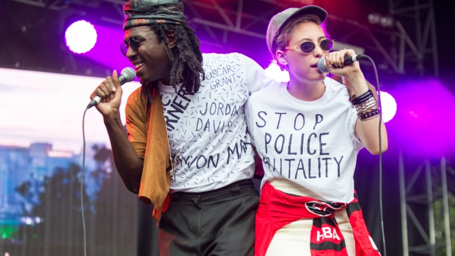 "Blood Orange's Dev Hynes Claims He Was ""Jumped"" by Security After Lolla Show"